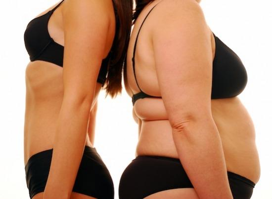 Liekais svars un aptaukošanās