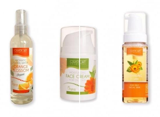Ceano cosmetics - результаты тестирования средств для жирной кожи