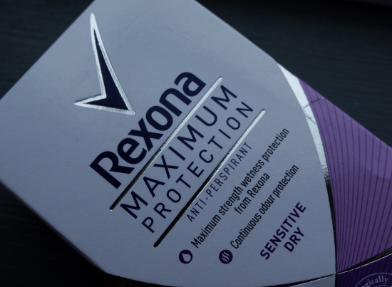 REXONA Maximum Protection (Sensitive Dry). Отзыв.