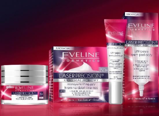 Линия для зрелой кожи EVELINE Laser Precision. Отзыв.