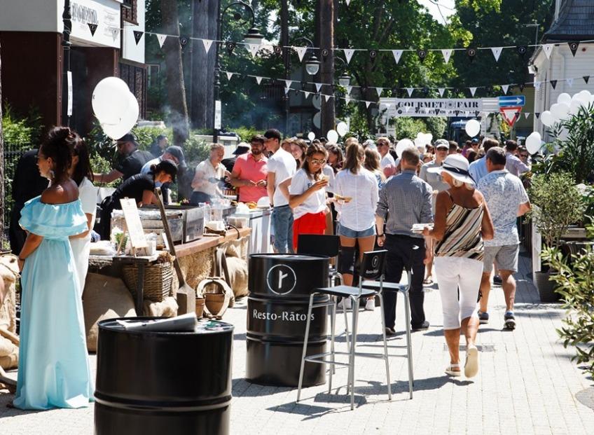 Уже в эту субботу Фестиваль беззаботности и вкусовых синергий на <b>фестивале Gourmet Fair</b>