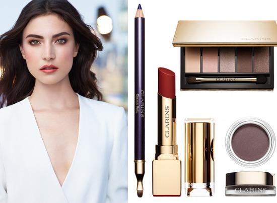 Больше цвета + перламутр = формула идеального макияжа для губ от Clarins