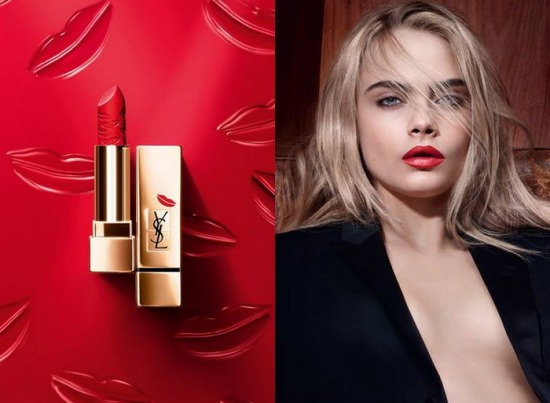 Осенью зацелованная:  Rouge Pur Couture Kiss & Love Collection от YSL