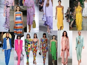 10 трендов весны 2018 в рижских магазинах