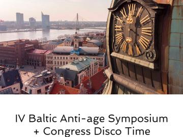 <b>XIII Intelligent Beauty Baltic Congress</b> – единственный в странах Балтии форум профессионалов индустрии красоты