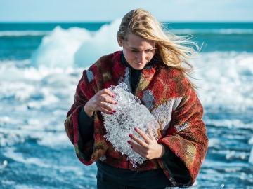 <i>Īslandes maģija </i>rudens-ziemas 2017 nagu laku kolekcijā no <b>OPI</b>