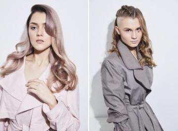 Sieviešu matu griezums un frizūras