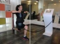 ЭМС тренировка – фитнес за 20 минут с Ириной Салиш