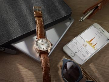 <i>Салон часов LAIKS</i> представляет новую коллекцию <b>Frederique Constant Horological Smartwatch</b>