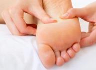 Массаж стоп  cредиземноморскими ракушками – счастье ног