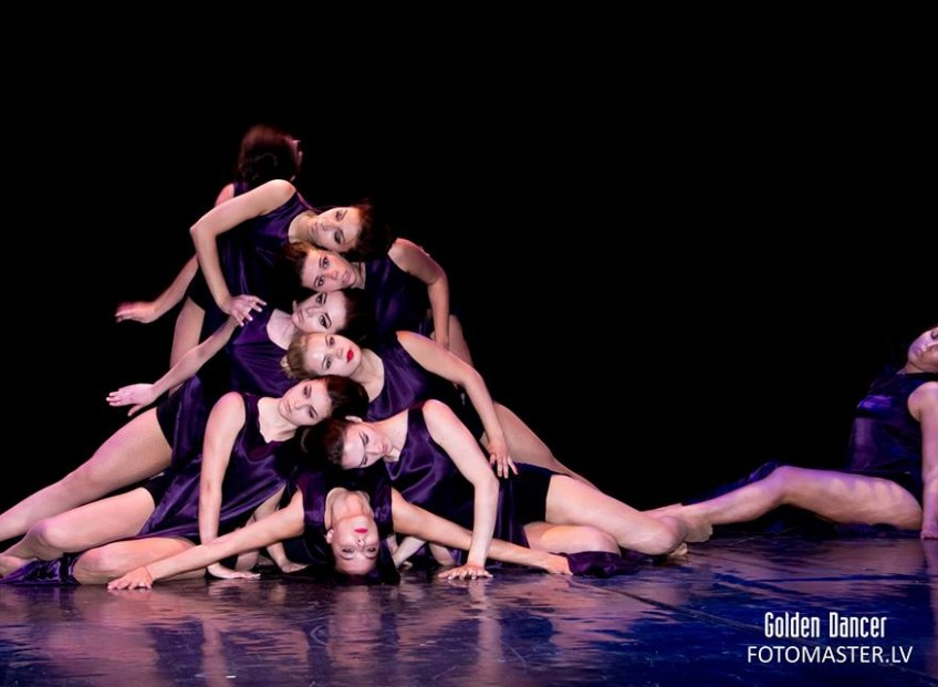 29 апреля, в Международный день танца, состоится фестиваль Golden Dancer 2017.