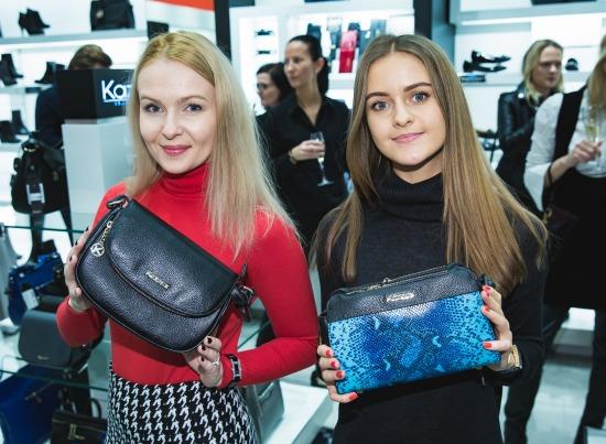 В Риге открылся первый в Балтии салон обуви KAZAR