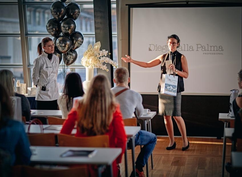 В Латвии представлена новая дерматокосметика <i>Diego dalla Palma</i>