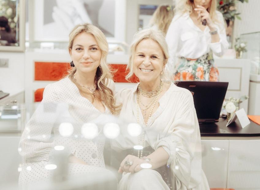 Салон GRENARDI открыл весенний ювелирный сезон двумя новыми коллекциями.