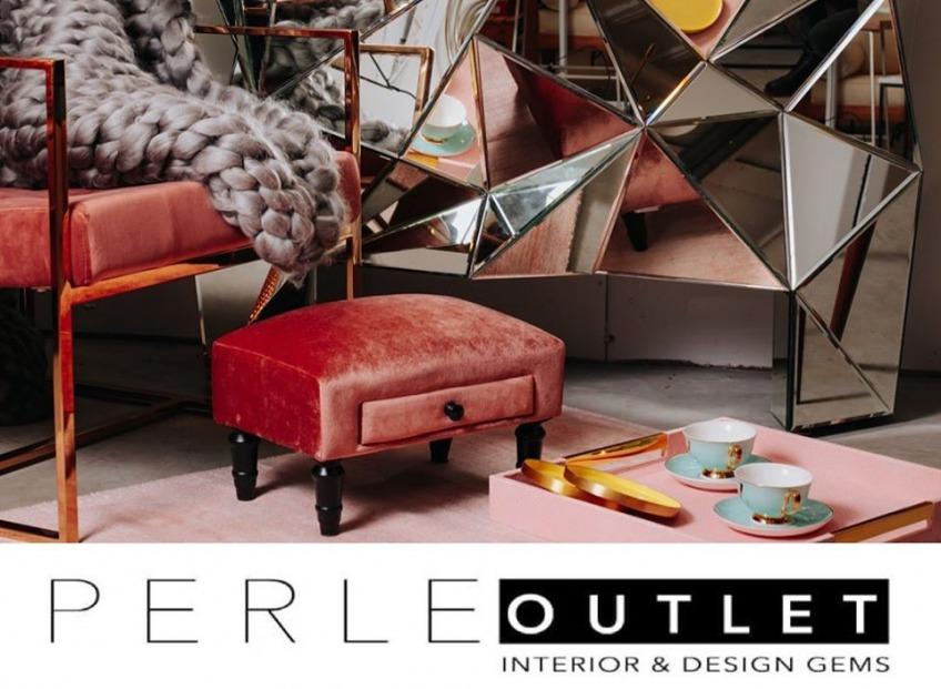 Штучные находки в магазине брендовой мебели <b>Perle Outlet</b>