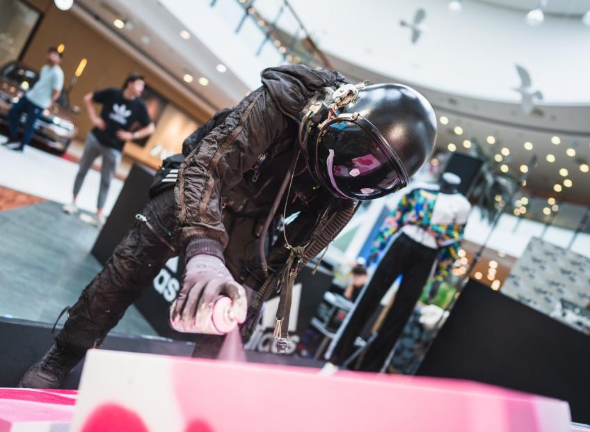 Atklāts lielākais zīmola <b>adidas</b> koncepta veikals Latvijā