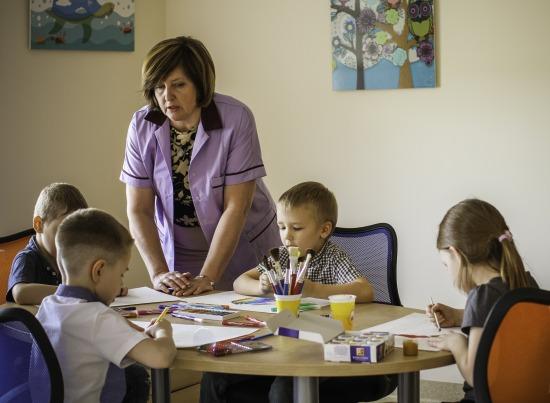 В марте открывается первая в Латвии частная специализированная детская клиника BĒRNU VESELĪBAS CENTRS