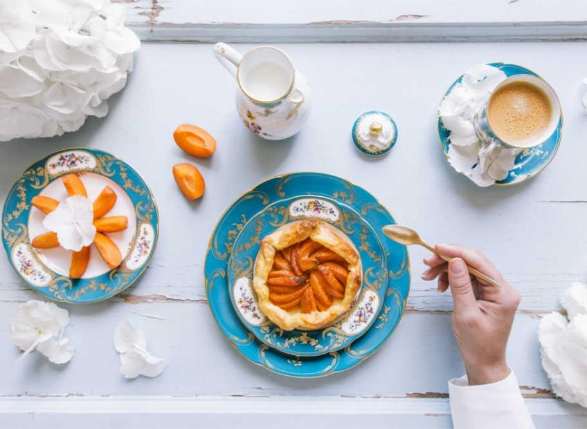 Инстатонус или Как сделать каждый завтрак королевским