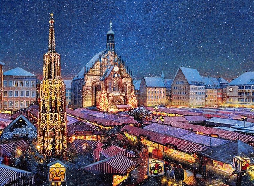 Гид по Рождественским рынкам Европы