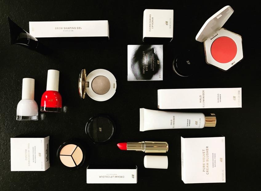 Доступная элегантность H&M beauty 2017. Независимое тестирование визажиста Ирины Викуловой-Салиш