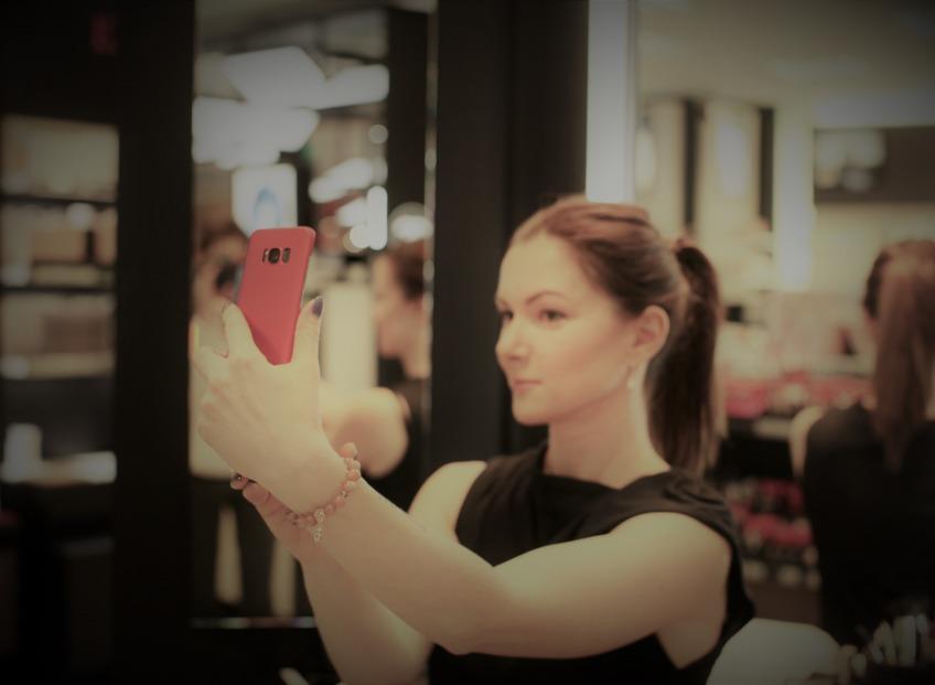 Дневной макияж – ЭТО ПРОСТО! ДО и ПОСЛЕ встречи с визажистом Еленой Пидяш (Ольшевской)