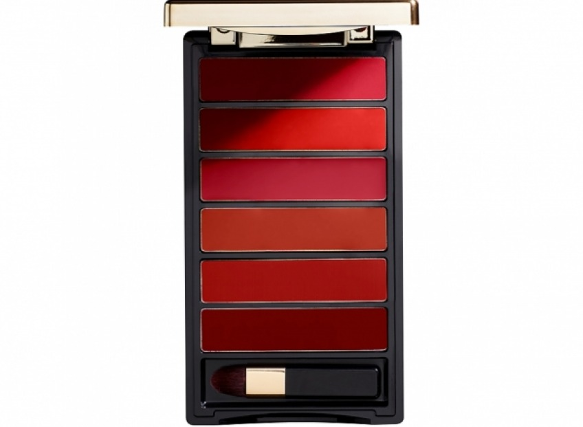 COLOR RICHE LA PALETTE RED