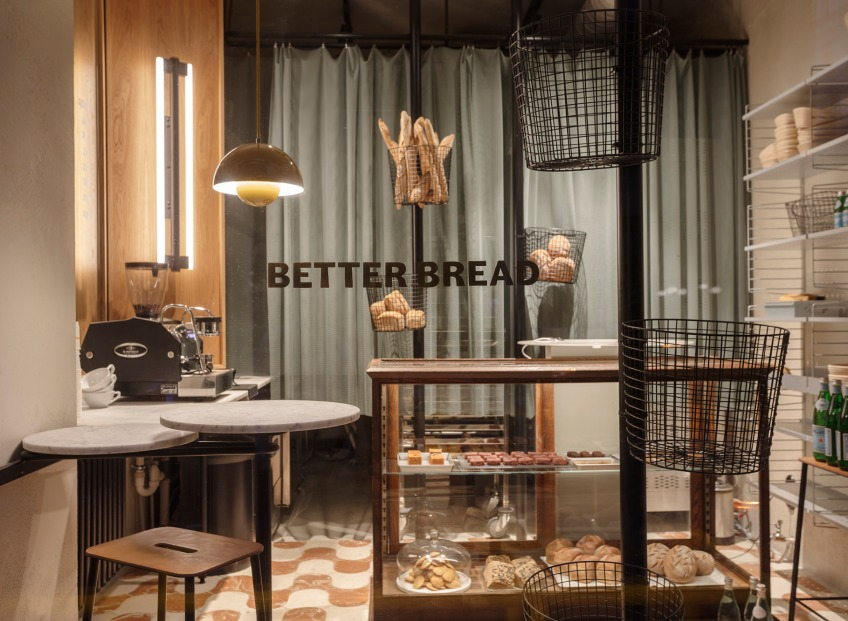 Klusajā centrā atvērusies Latvijā pirmā <i>bezglutēna maiznīca</i><b> 'Better Bread'</b>
