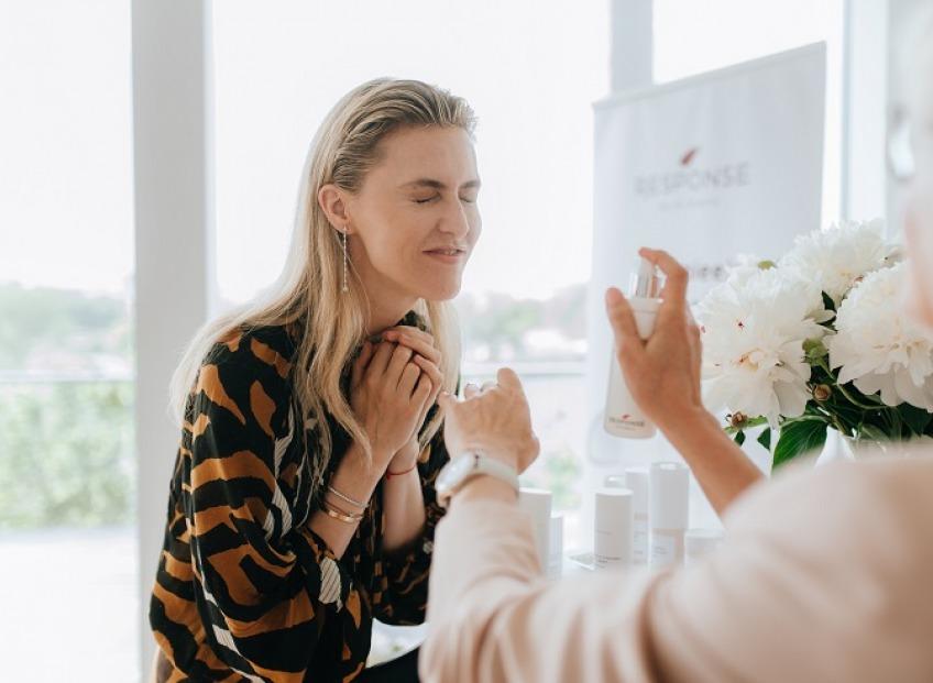Врач-косметолог Людмила Ставро-Фрейберга представила косметический бренд имени себя. <b>RESPONSE by Dr. Stavro</b>