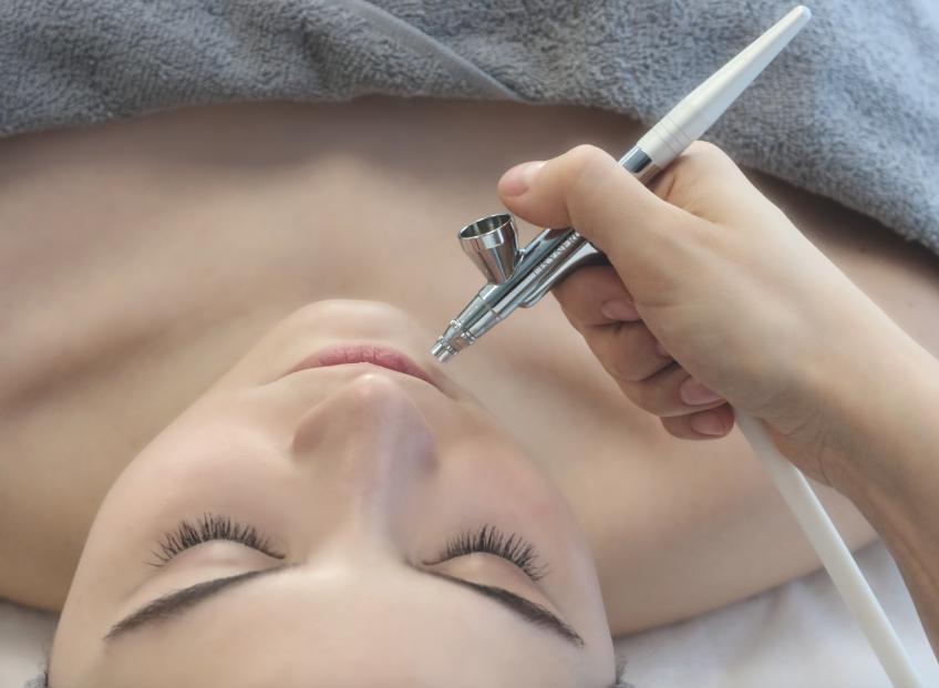Кислородная терапия для кожи OXYNERGY PARIS®