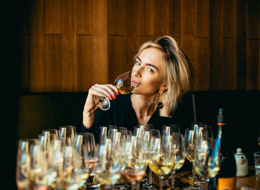 Новая тенденция: шампанское в сочетании с современной азиатской кухней