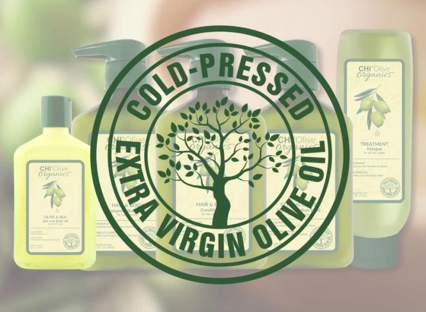 Глазурь для укладки волос <b>CHI Olive organics</b>. <i>Независимое тестирование</i>