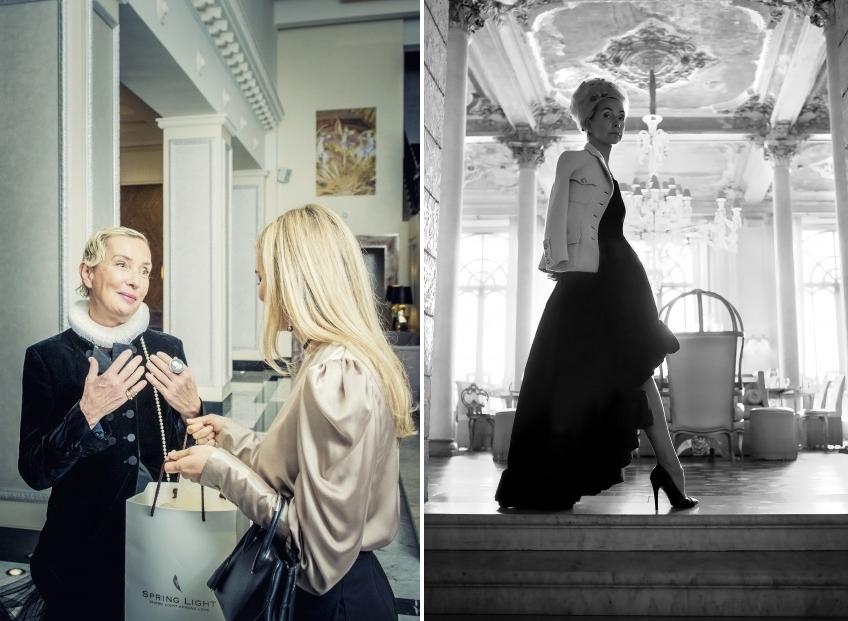 Этикет драгоценностей от Татьяны Поляковой в GRAND HOTEL KEMPINSKI