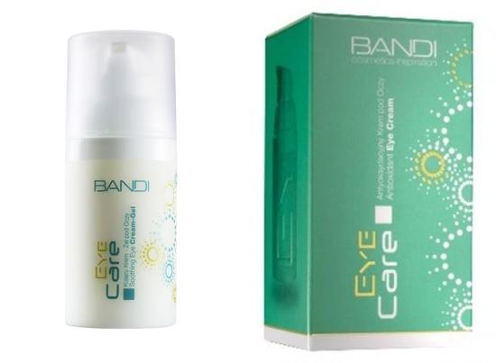 Фитокосметика BANDI – тестирование крема для век. Дешево и сердито.
