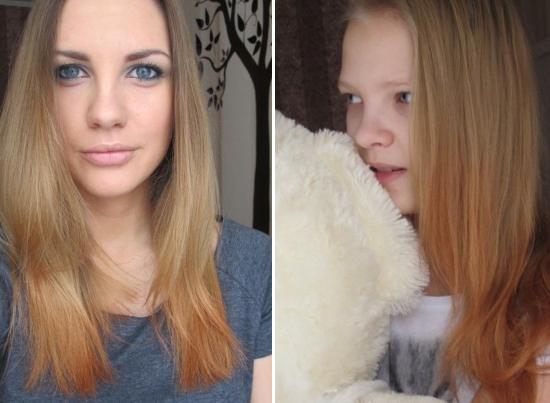 Отчет тестирования мелков для окрашивания волос Hairchalk от L'Oreal