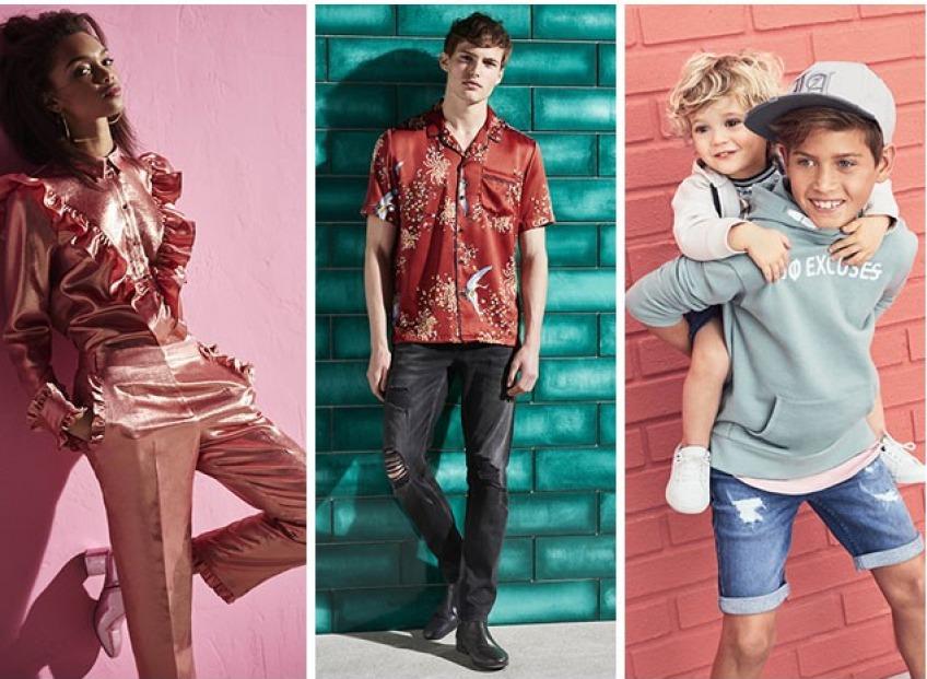 Один из популярнейших в мире брендов одежды <b>River Island </b>открывает первый магазин в Латвии!