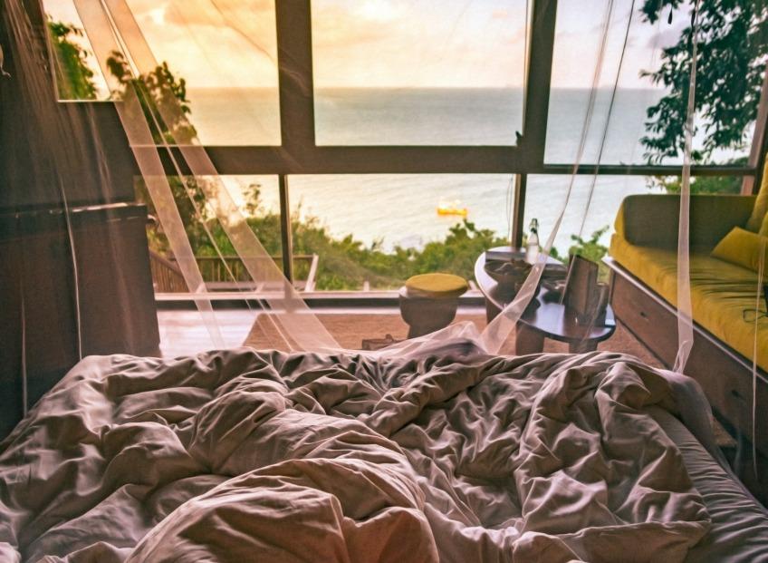 Cладких снов желает психиатр, специализирующийся <b>на проблемах нарушения сна</b>, др Наталия Берзиня.