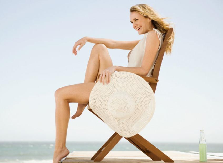 Sejas un ķermeņa kopšana vasarā - kosmetoloģes Tīnas Orasmae-Meder, Meder Beauty Sciences Lab (Šveice) dibinātājas padomi
