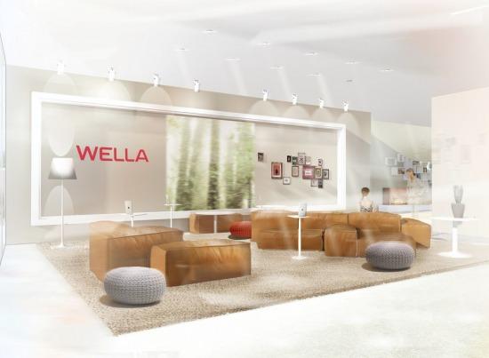 Открывается самый большой парикмахерский центр Wella Professionals