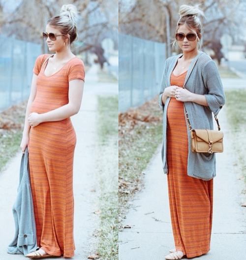 Гардероб беременной – или как не бояться живота своего
