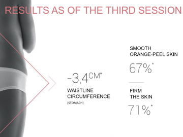 НОВЫЙ LPG Cellu M6®  Alliance преображает тело без обмана и компромиссов. <b>Тройное стимулирующее действие</b> в одной процеду