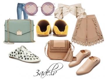 <b>Носите бабуши! </b>Как и с чем носить <i>самую модную</i> и удобную обувь <i>лета 2017</i>