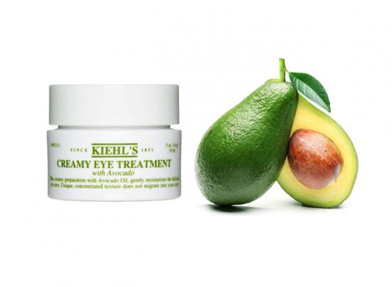 Редакционное тестирование – Kiehl's Creamy Eye Treatment  с авокадо