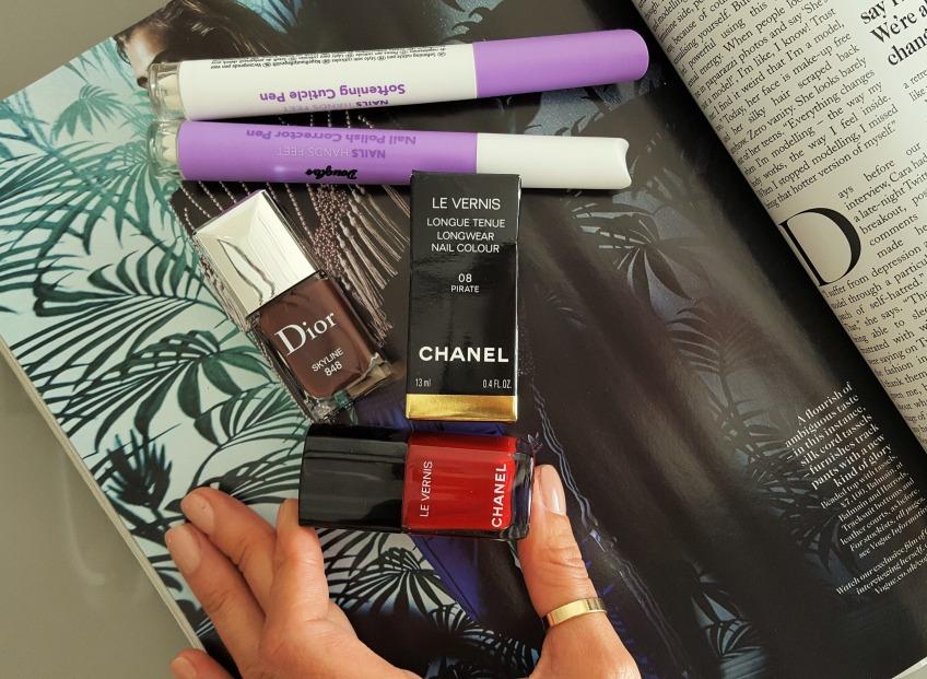 Лак для ногтей: Chanel, Dior или noname?