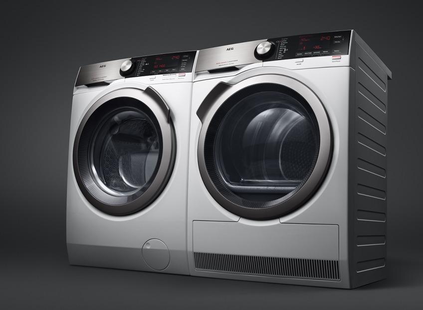 Новая линейка <b>стиральных и сушильных машин AEG</b> – независимое тестирование большой семьей