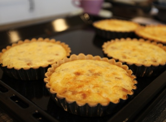 Как мы готовили КИШ – мастер класс в MADAM BRIOŠ