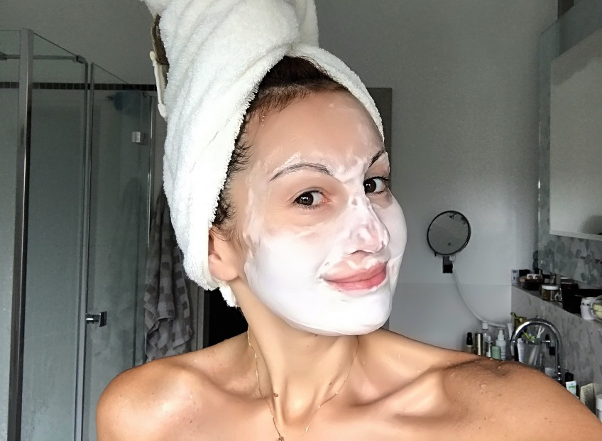 Maska «lielajam iznācienam». Filorga scrub&mask