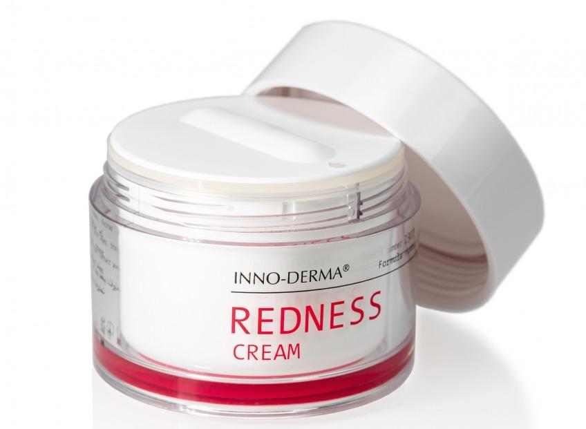 <b>INNO-DERMA®</b> Redness Cream со <b>Smart GPS®</b> системой