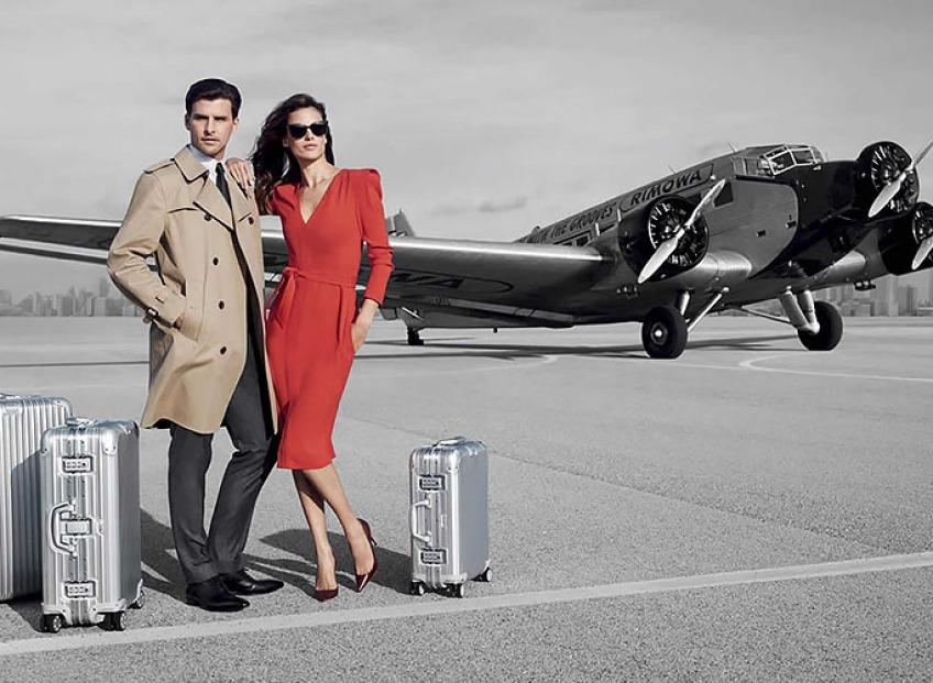 Самые красивые чемоданы сезона ЛЕТО 2017