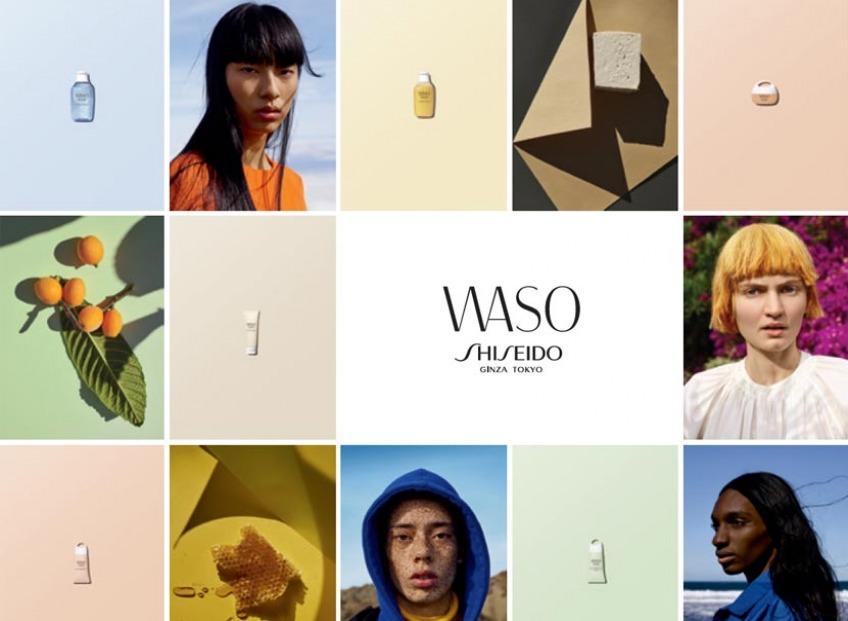 <b>WASO</b> от <b>SHISEIDO</b>. Особенная косметика для <i>поколения ЯЯЯ</i>