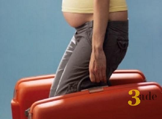 Важность педикюра для беременных